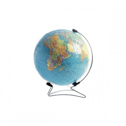 The World on V-Stand puzzleball (540pcs)