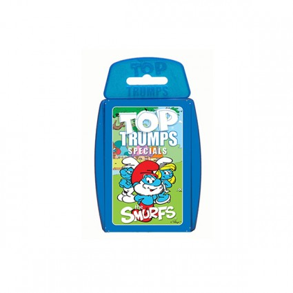 Top Trumps (The Smurfs)