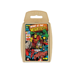 Top Trumps (Marvel Comics)