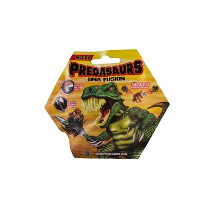 Micro Predasaurs DNA Fusion (Foil Pack Booster Box)